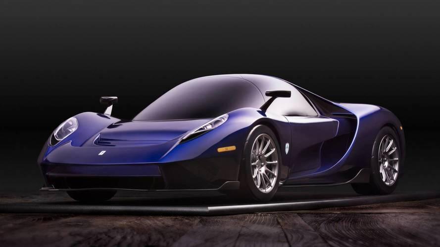 """SCG004S, la """"piccola"""" supercar col motore della Nissan GT-R"""
