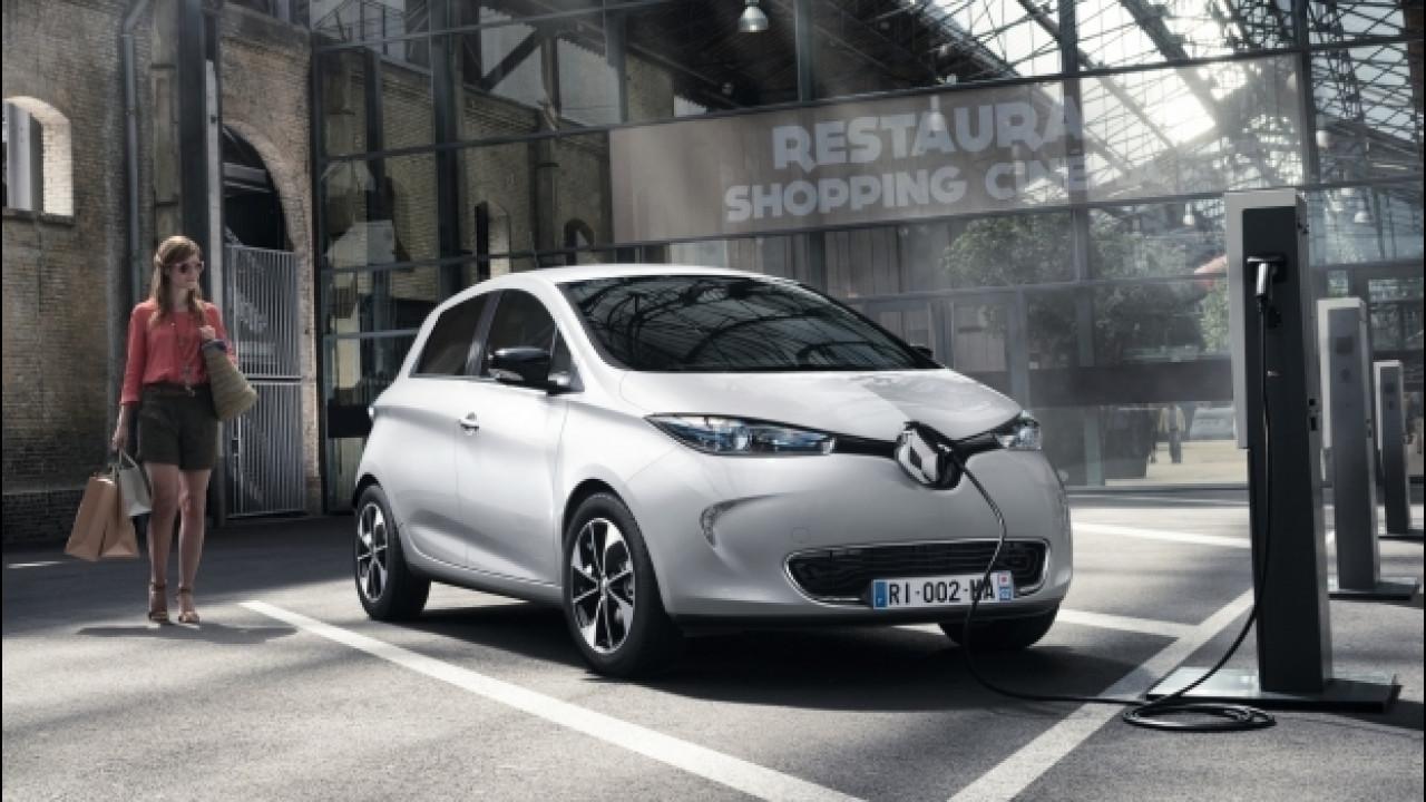 [Copertina] - Renault Zoe Z.E. 40, quella da 400 km