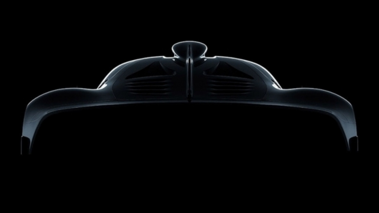"""[Copertina] - Hypercar Mercedes-AMG, nome in codice """"Project One"""""""