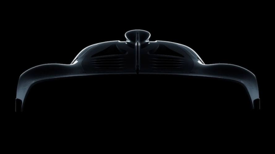 """Hypercar Mercedes-AMG, nome in codice """"Project One"""""""