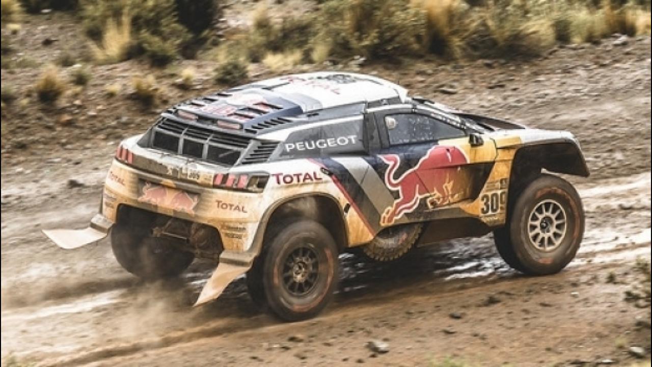 [Copertina] - Dakar 2017, Peterhansel vince e allunga nella generale