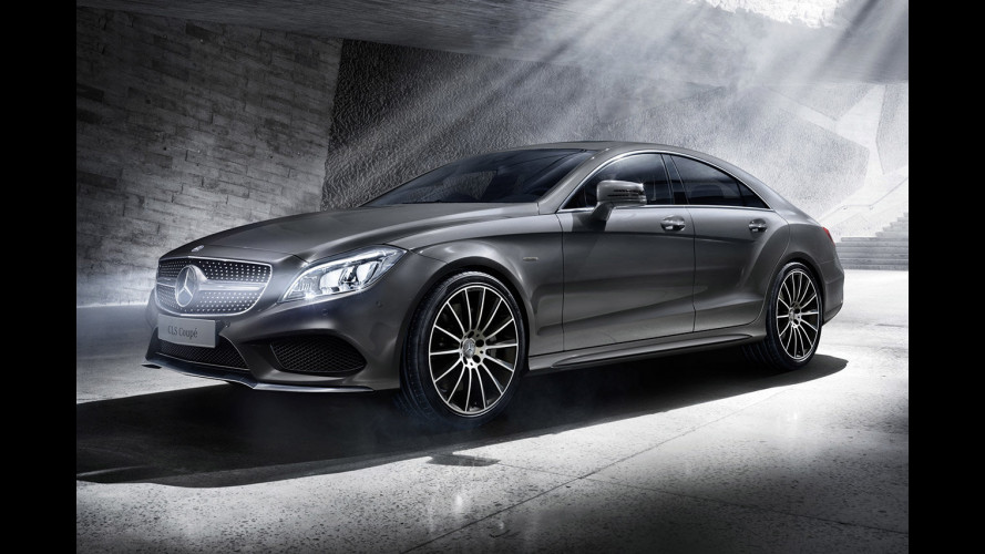 Mercedes CLS Final Edition, un addio di classe