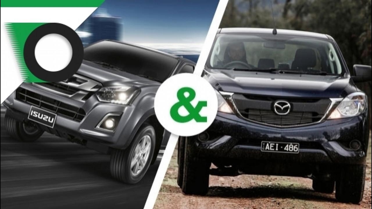 [Copertina] - Mazda, presto un nuovo pick up?