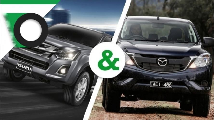 Mazda, presto un nuovo pick up?