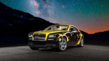 Rolls-Royce Wraith, la star del football americano l'ha chiesta