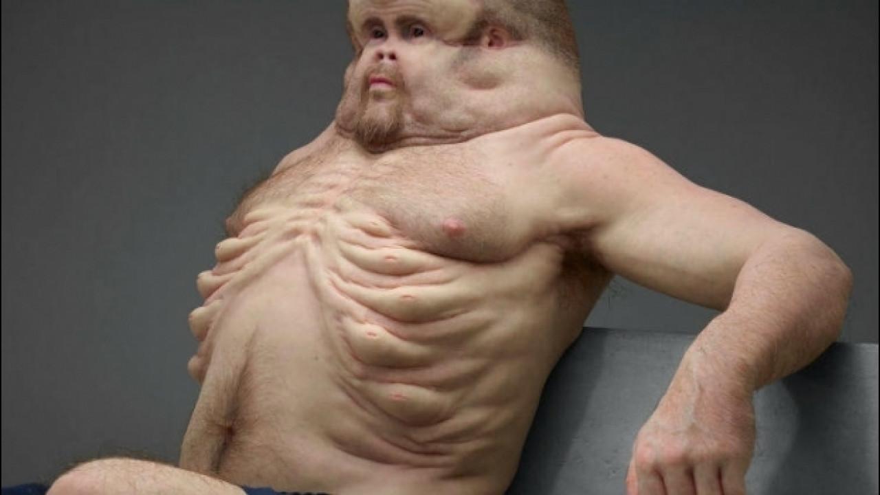 [Copertina] - Graham, l'unico uomo che sopravvive agli incidenti stradali