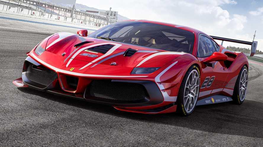 Ferrari 488 Challenge EVO: un gran salto di qualità