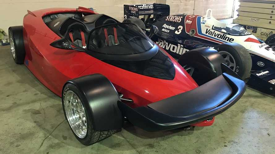 Buy This 1996 Ford Indigo Concept Roller For Under $200K