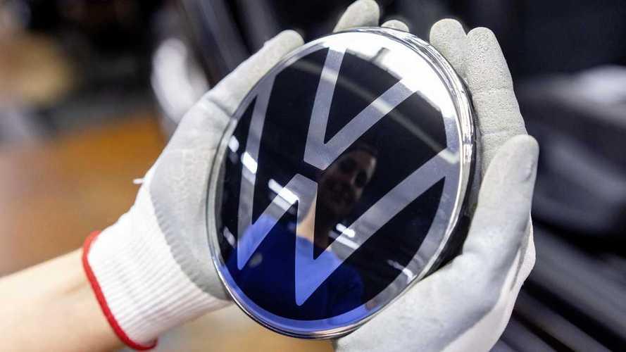 Производство Volkswagen Golf VIII