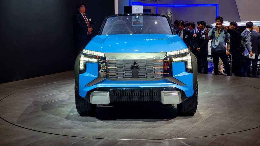 2019 Mitsubishi Mi-Tech concept