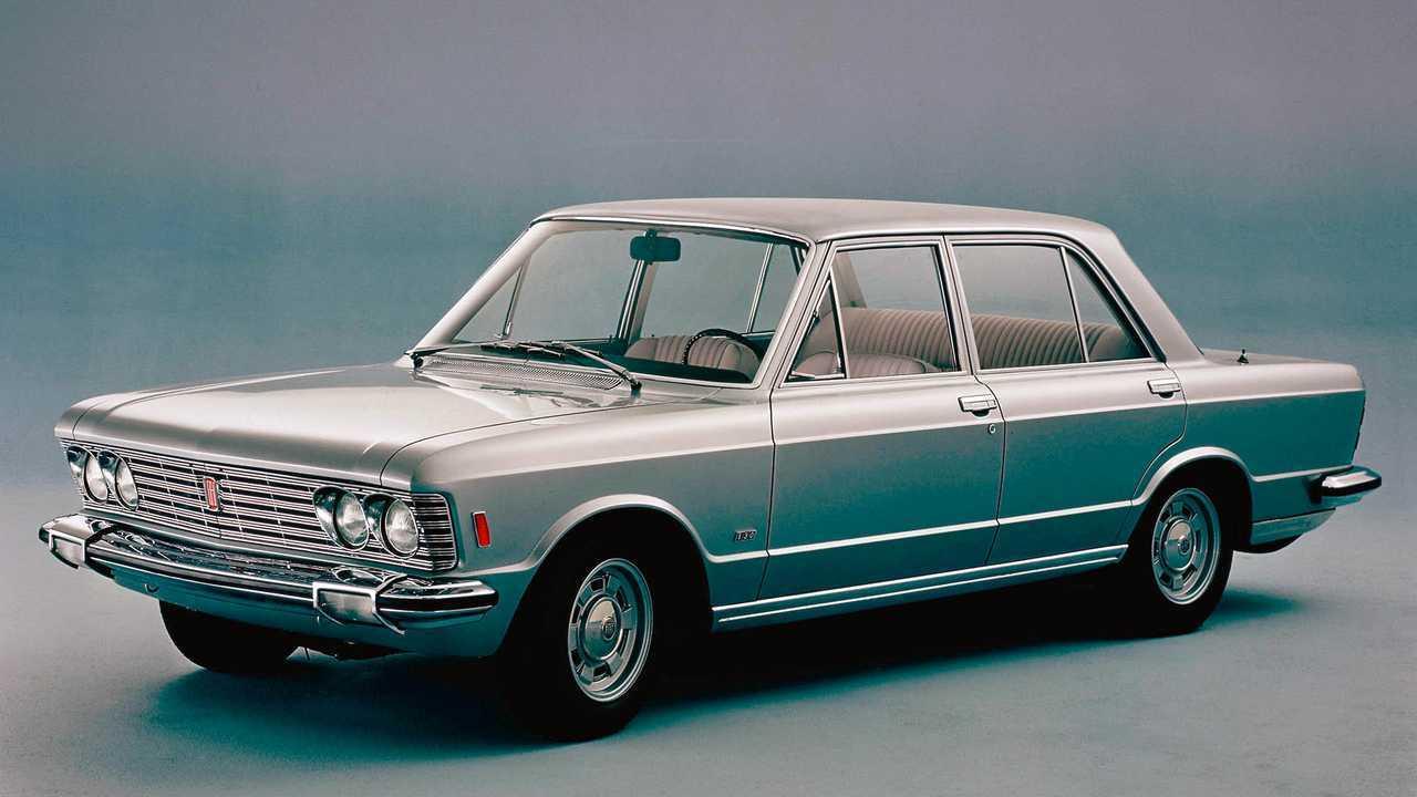 IAA 1969 Rückblick: Fiat 130
