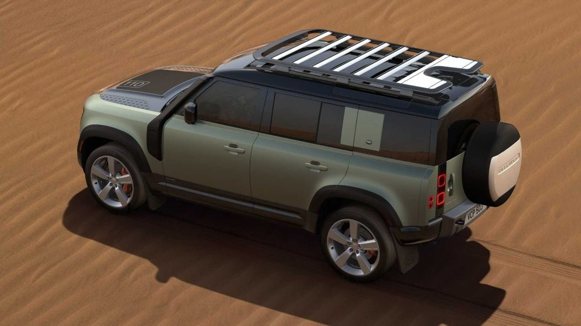2020 Land Rover Defender Release Date >> Land Rover Defender Starts At 50 925 Most Expensive Is