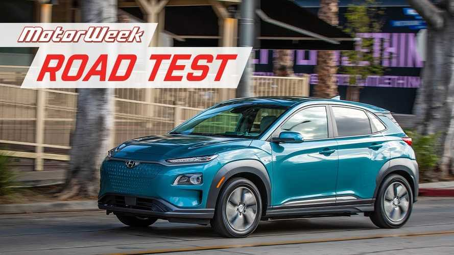 MotorWeek Calls Hyundai Kona Electric A 'Taste' Of Driving Future