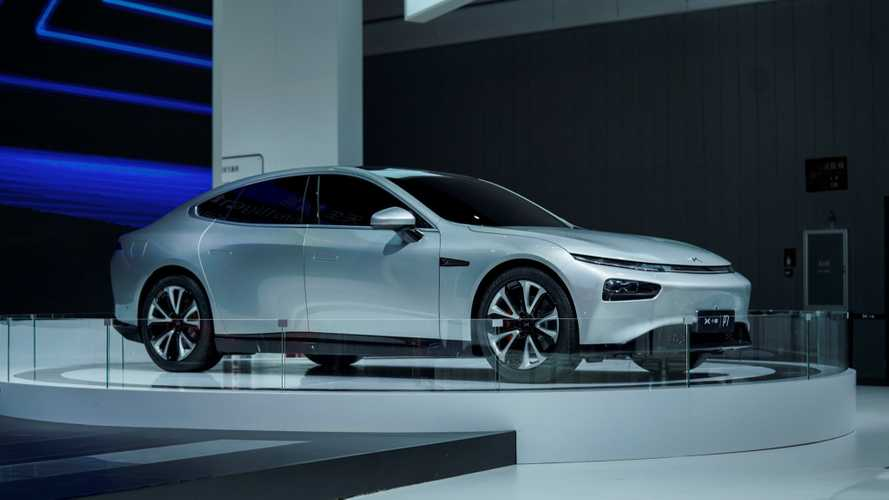 Xpeng P7 2020: un nuevo coche eléctrico, fabricado en China