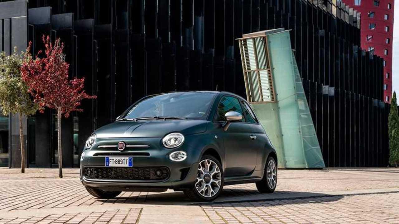 Fiat 500 de renting a través de comercio electrónico
