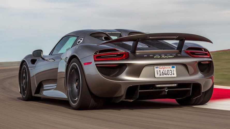 Porsche 918 Spyder successor still not happening before 2025