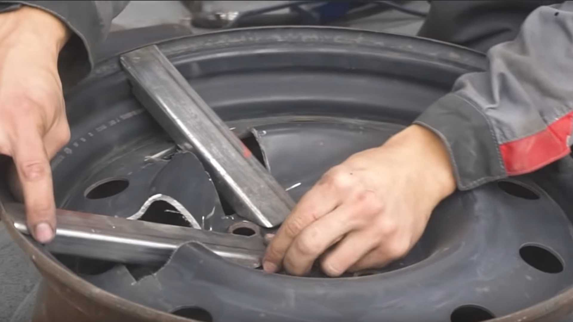 Vossen DIY wheel