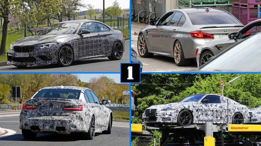 DIAPORAMA - Découvrez toutes les futures BMW M