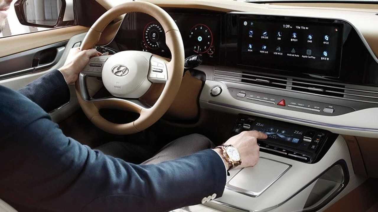 Обновление Hyundai Grandeur для 2020 модельного года