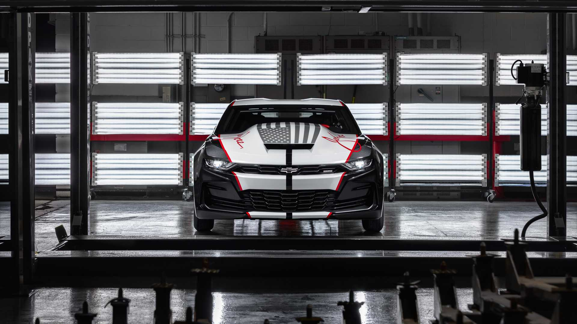 "[""2020 Chevrolet COPO Camaro John Force Ed""]"