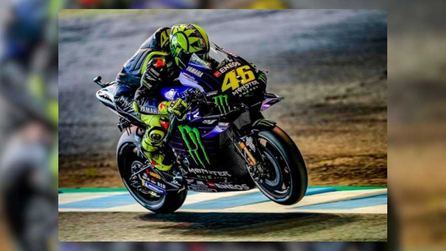 Valentino Rossi's MotoGP Career Turns 400