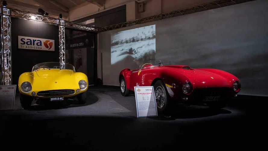Ferrari ad Auto e Moto d'Epoca 2019