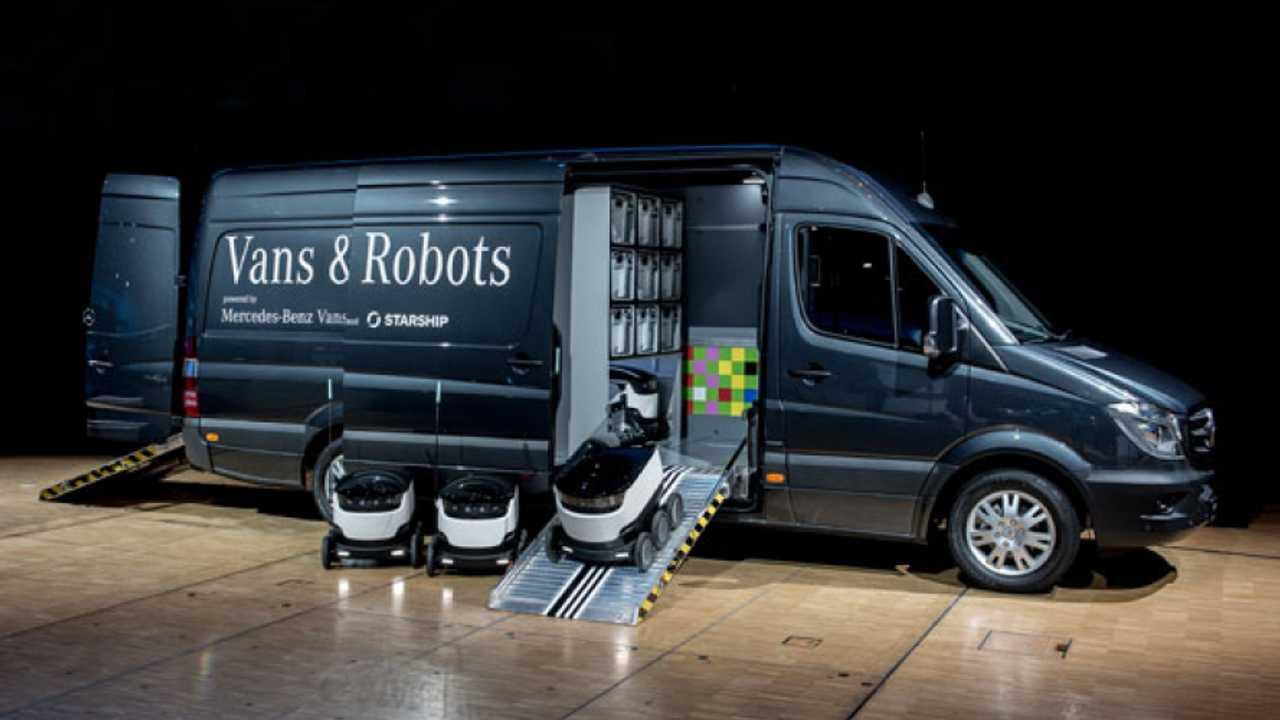 Mercedes adVANce, sulla via del futuro