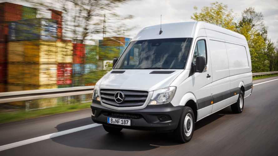 Mercedes-Benz Sprinter un record pensando al futuro