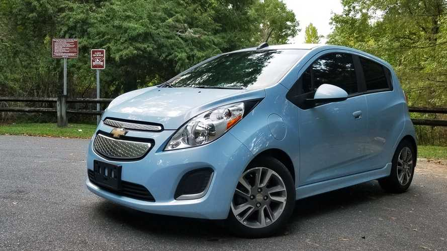 What Do I Drive? A Chevrolet Spark EV And Here's Why