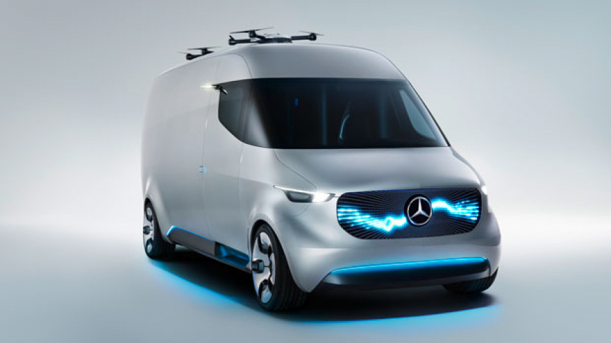 Daimler e Azure assieme per la logistica connessa