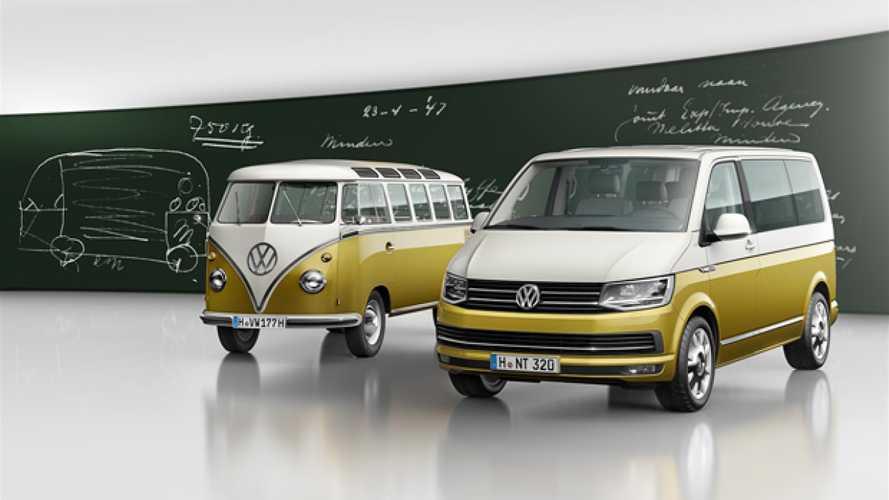 """Volkswagen a Ginevra con l'edizione """"Bulli 70 anni"""""""