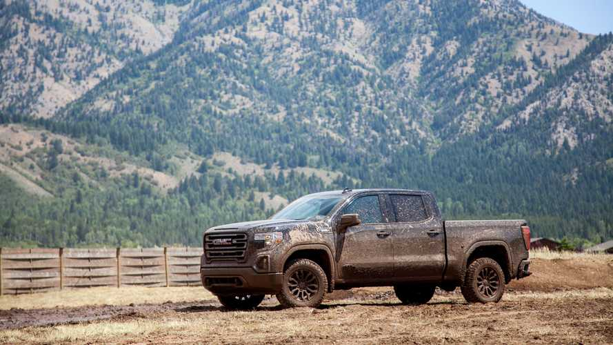 2020 GMC Sierra 1500 AT4 Diesel: First Drive