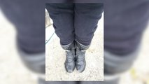 pando moto kissaki black jeans review