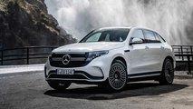 Mercedes EQC wird demnächst mit Windenergie produziert