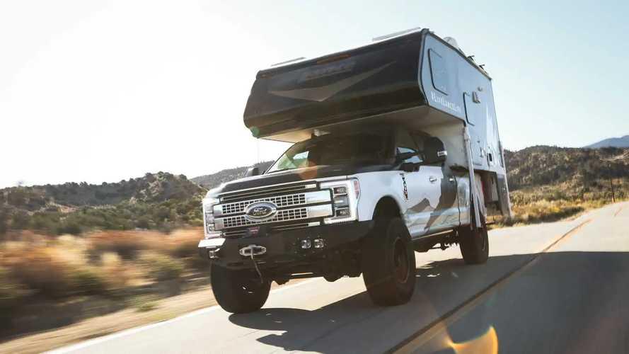 Lance Altimeter Truck Camper