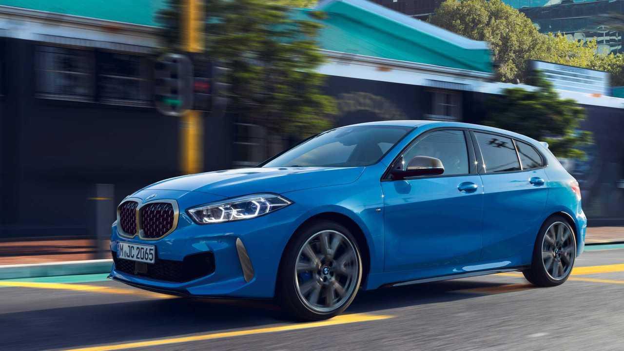 BMW 1er (4,32 Meter)