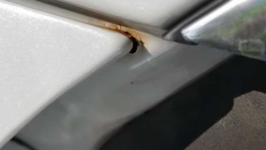 Tesla Model 3 Presents A New And Different Case Of Rust