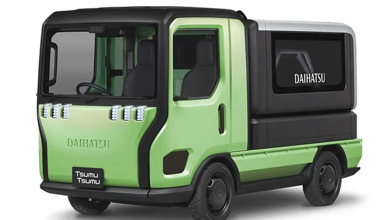 Conceito Daihatsu TSumutsumu 2019
