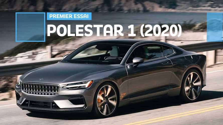 Essai Polestar 1 (2019) - Hybride rechargeable de pointe
