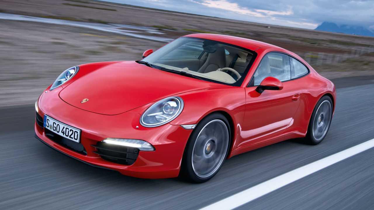 1. Porsche 911