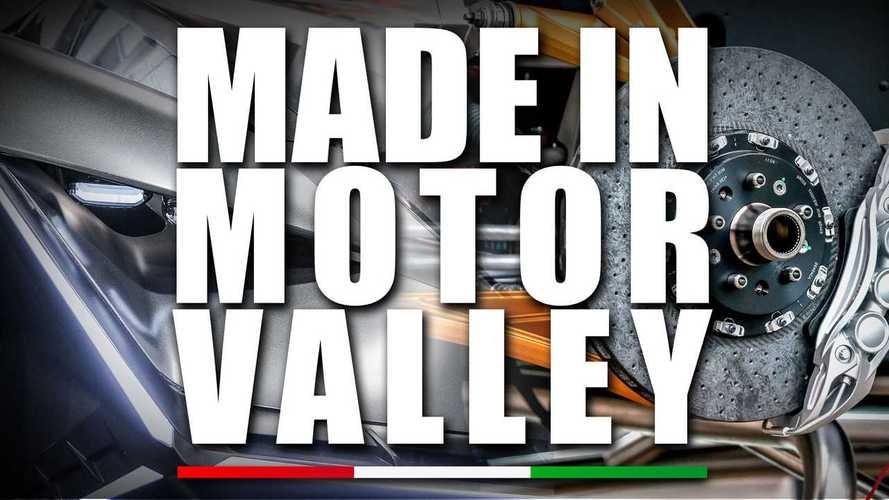 Made in Motor Valley, dove nascono le auto italiane più veloci del mondo