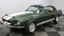 Wow The Crowd In This 1968 Ford Mustang GT500 Tribute