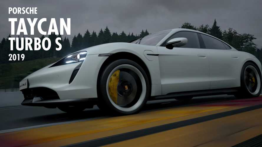 Gran Turismo Sport gets Porsche Taycan and Spa track
