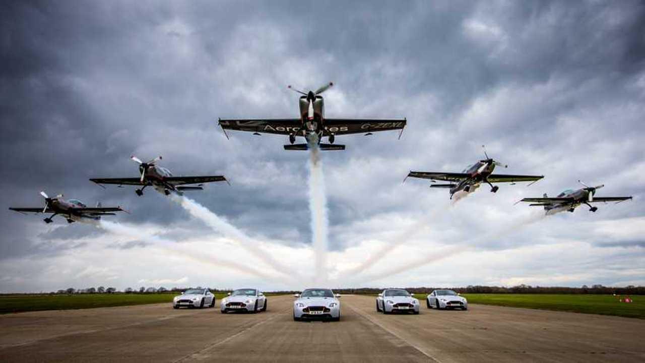Aston Martin Wings Series