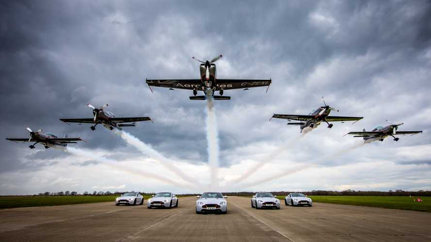 Aston Martin launches new Wings Series