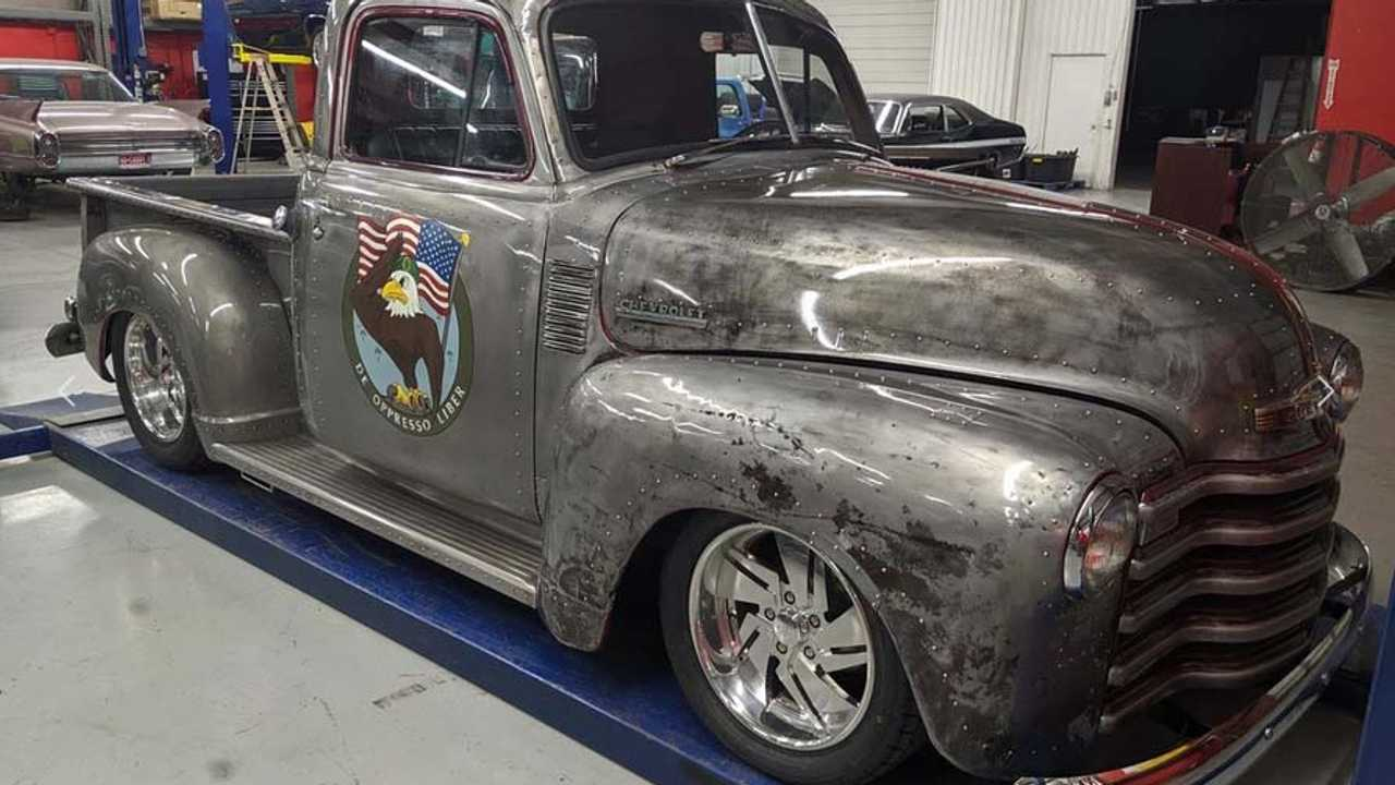 Classic Chevy Truck, \'90s Mustang Being Auctioned For Charities