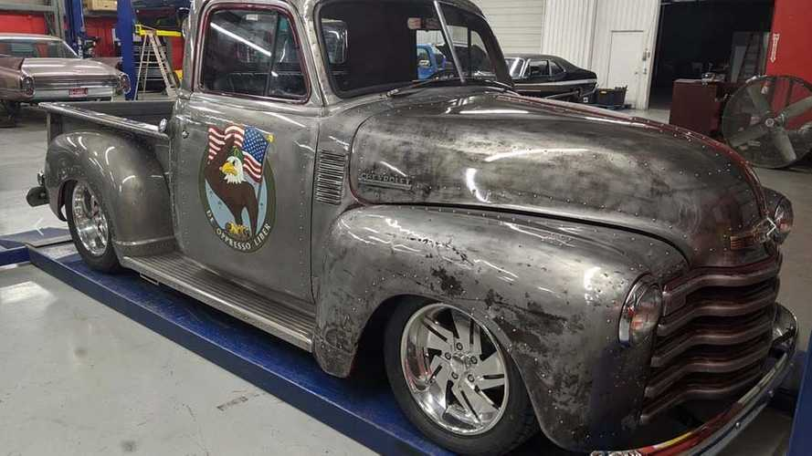 Chevy Restomod Truck, '95 Mustang Being Auctioned For Charities