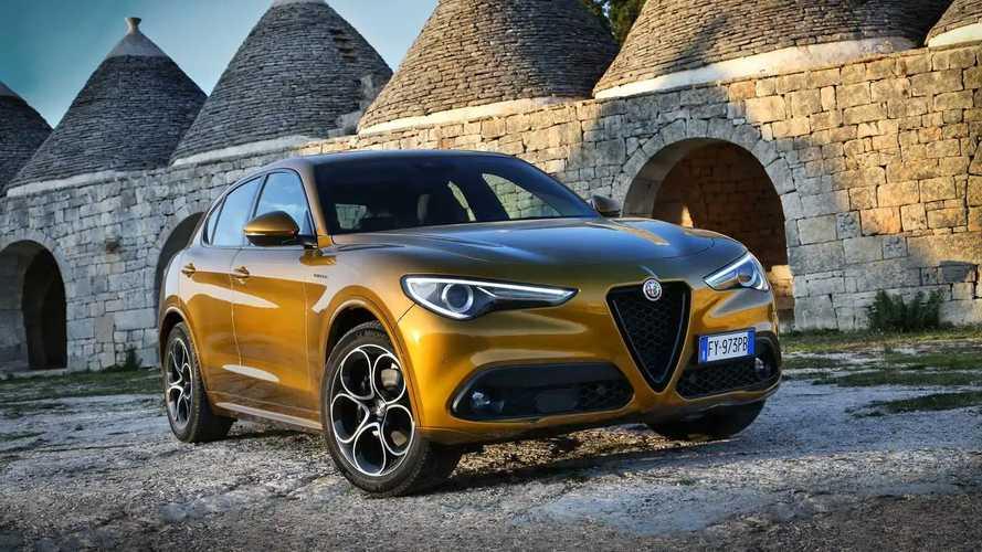 Alfa Romeo Stelvio MY 2020