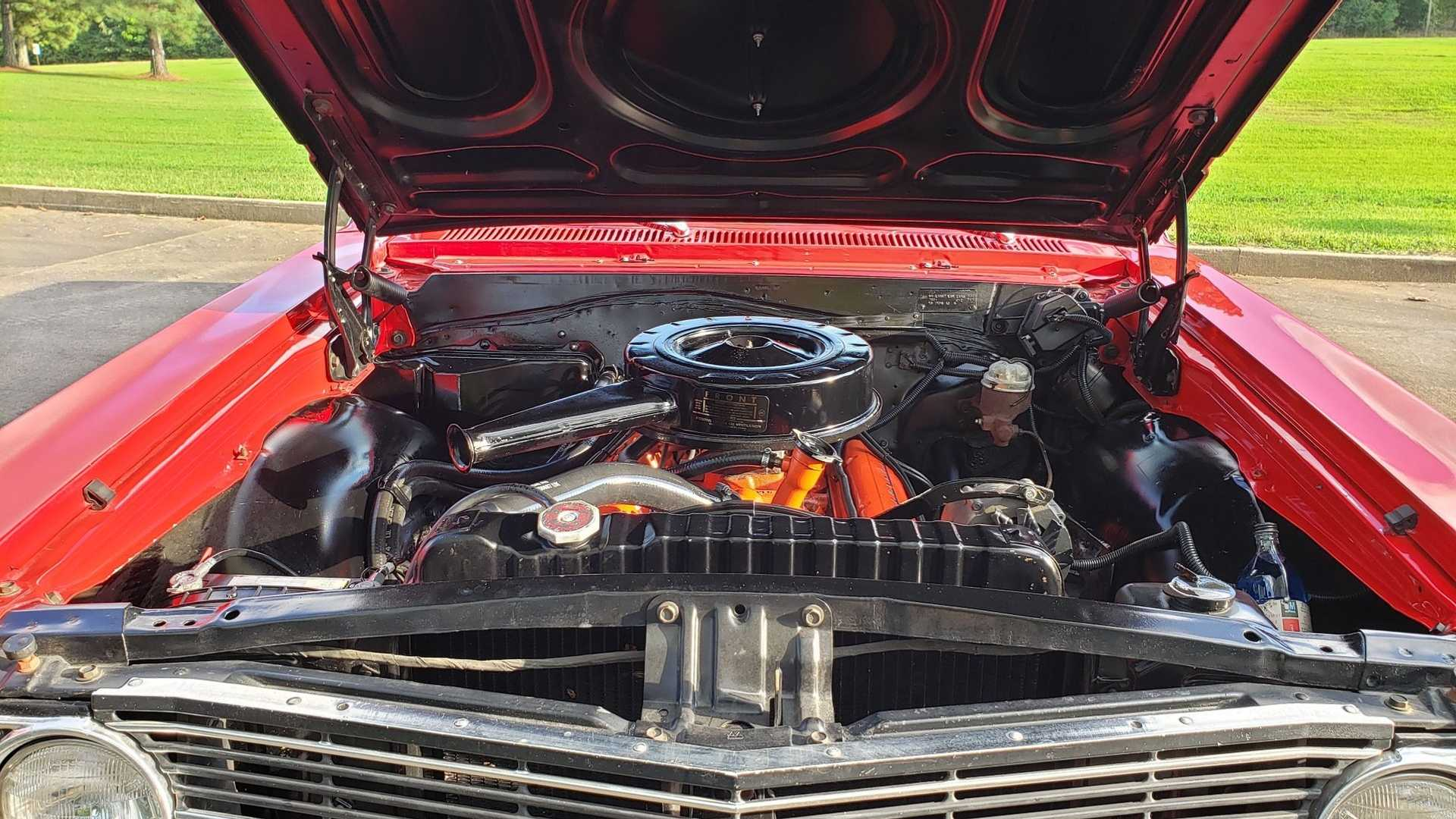"""[""""Drop The Top In This Original 1965 Chevy Malibu SS Convertible""""]"""
