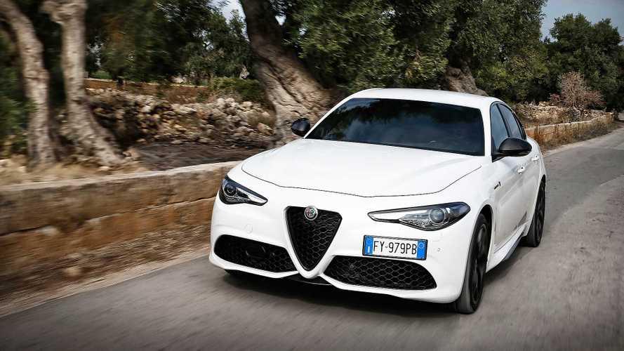 2020 Alfa Romeo Giulia (Euro model)